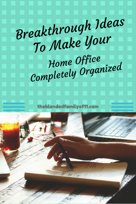 Breakthrough Ideas To Make Your Home Office Completely Organized (3)