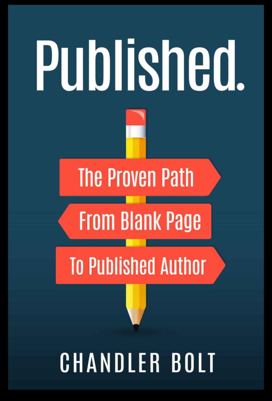 Chander Bolt's book PUBLISHED